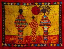 Boutique Africaine Couple et enfant